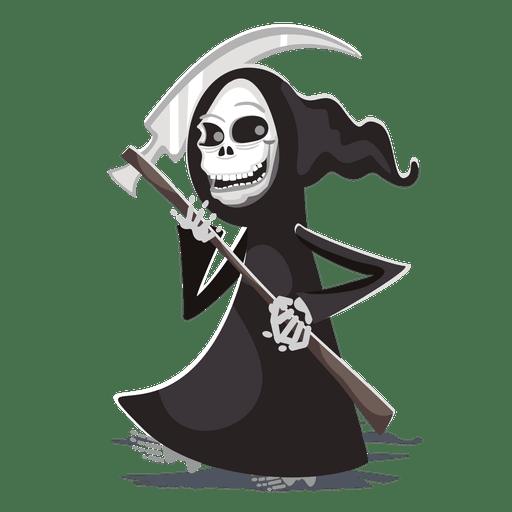 Personaje fantasma de halloween 2
