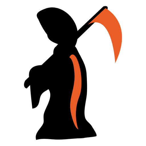 Halloween grim reaper - Transparent PNG & SVG vector