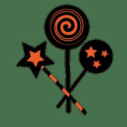 Doces de hortelã-pimenta de Halloween 5