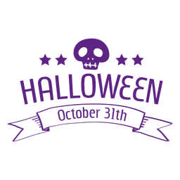 badge2 cinta de Halloween