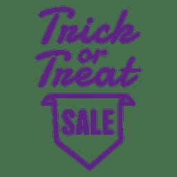 Halloween Verkauf Badge2