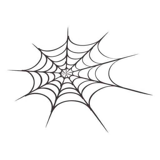 Tela de araña de Halloween 2 Transparent PNG