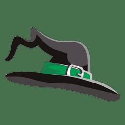 sombrero de la bruja de Halloween 3