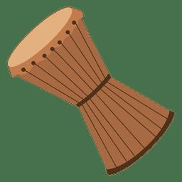 Hawaiianische Trommel