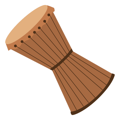 Hawaiian drum Transparent PNG