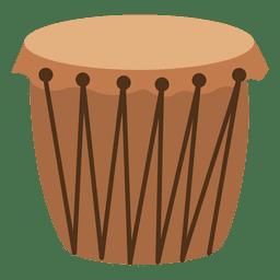 Hawaiian drum 2