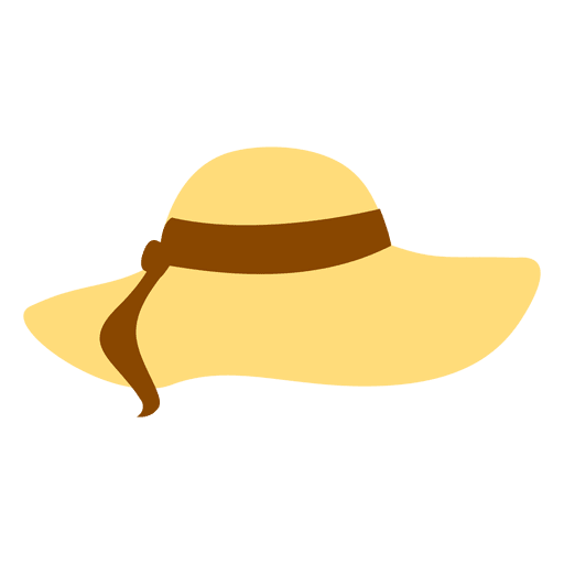 Hawaiianisches Hut-Symbol Transparent PNG