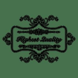 Insignia floral de la más alta calidad 6