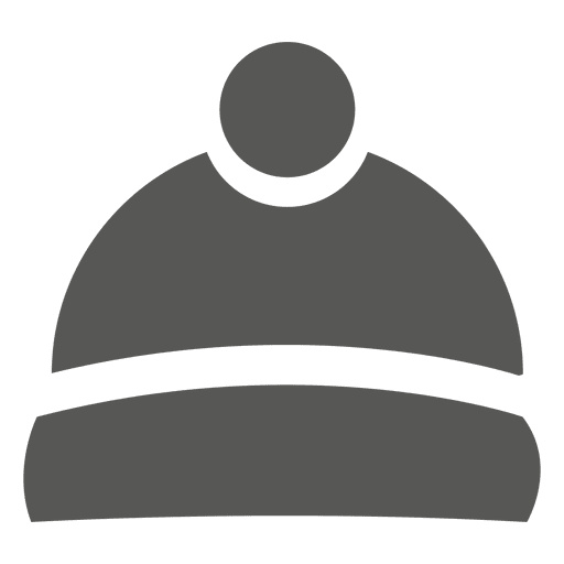 Hiking hat beanie icon Transparent PNG