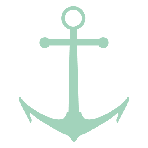 Hipster anchor icon Transparent PNG