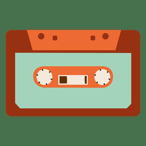Hipster cassette tape 2