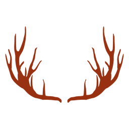 Cabeza de ciervo inconformista