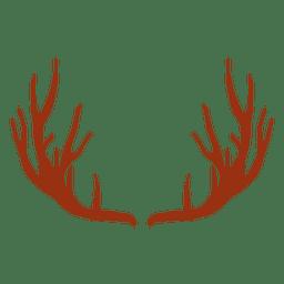 Hipster deer head