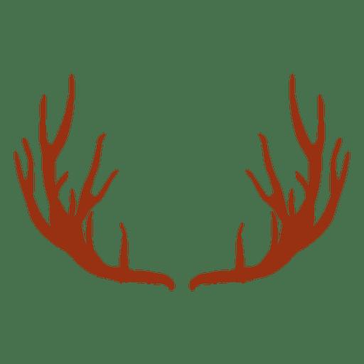 Cabeza de ciervo inconformista Transparent PNG