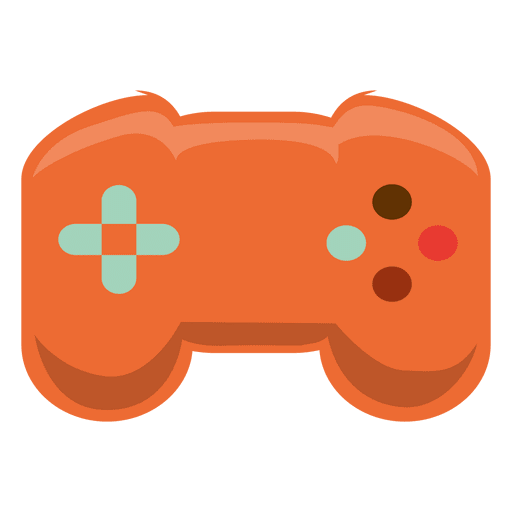 Hipster gaming console 3 Transparent PNG