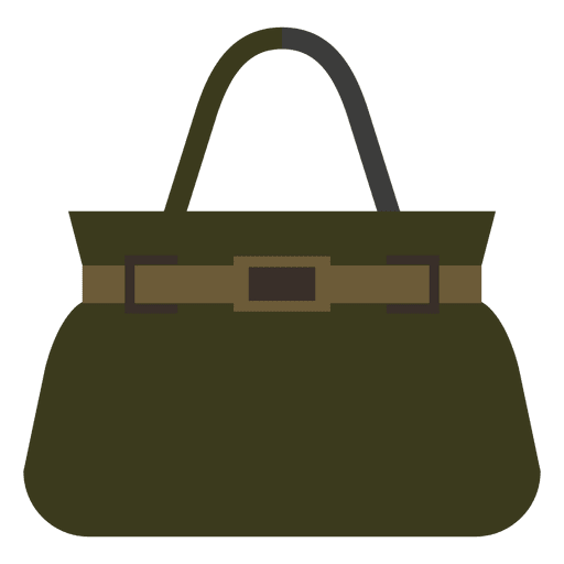 Hipster ladies hand bag Transparent PNG