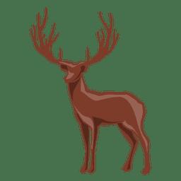 Hipster reindeer 2