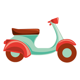 Hipster scooter 2
