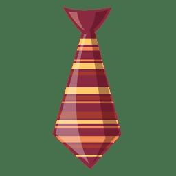 Corbata de Hipster de Rayas
