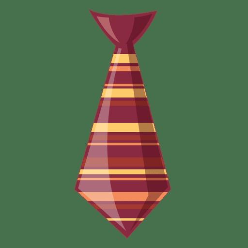 Laço listrado do moderno gravata Transparent PNG