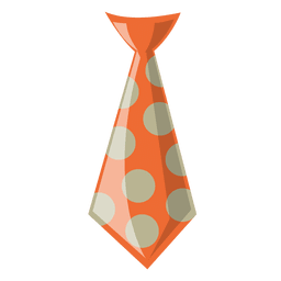 Dotted Hipster Tie