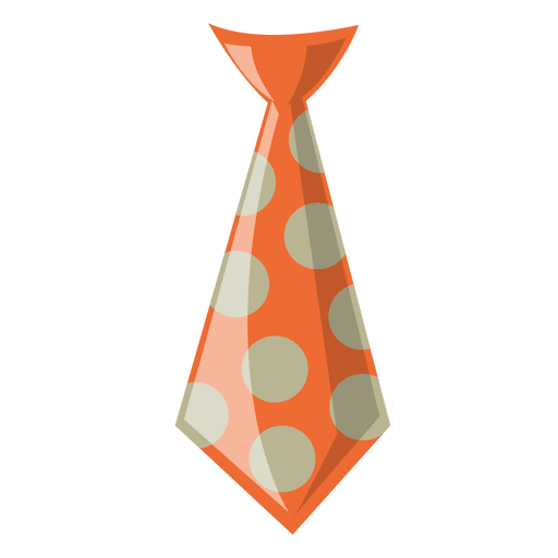 Dotted Hipster Tie Transparent PNG
