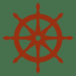 Hipster-Rad-Symbol