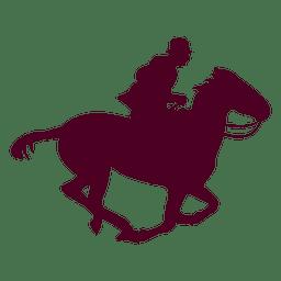 Horse riding sequence 1