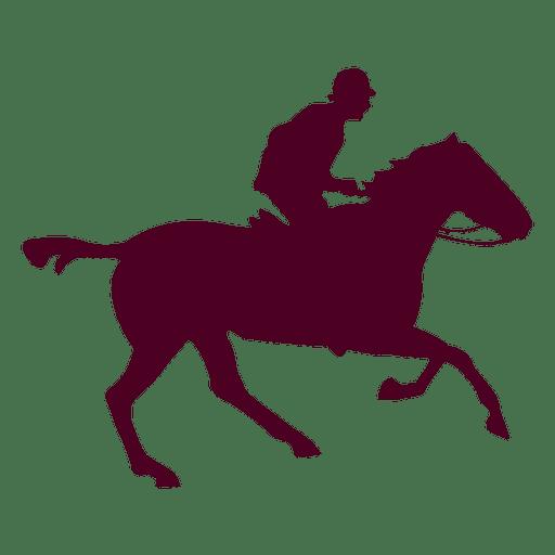 Horse riding sequence 4