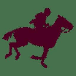 Seqüência de equitação 8