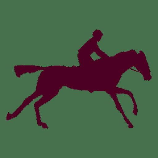Horseman sequence 4 Transparent PNG