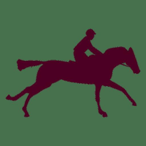 Horseman sequence 5 Transparent PNG