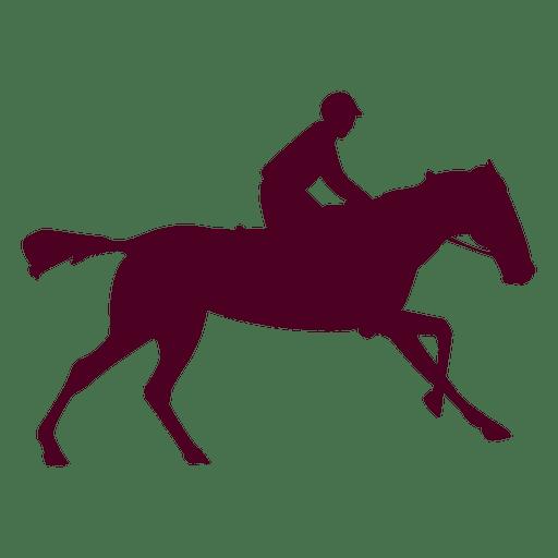 Horseman sequence 8 Transparent PNG