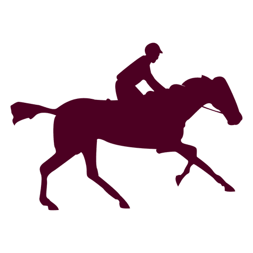 Horseman sequence 9 Transparent PNG