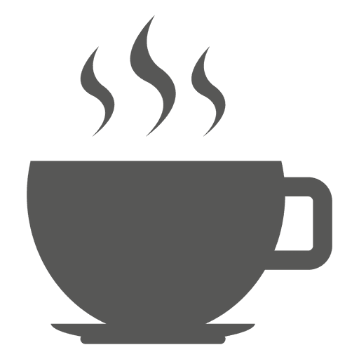 Hot tea cup icon Transparent PNG