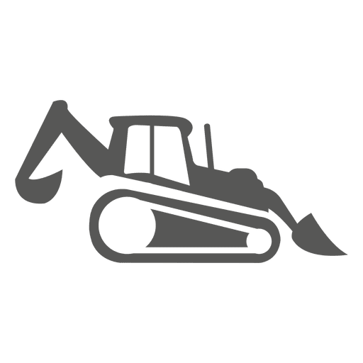 Hydraulic cat backhoes icon