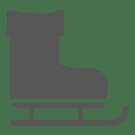 Ícone de cabine de patinação no gelo Transparent PNG
