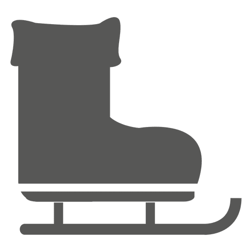 Ice Skating Booth Icon Transparent PNG