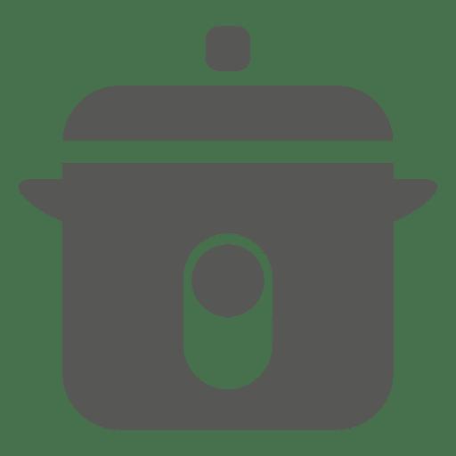 Icono de caja de helado