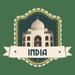 India landmark emblem