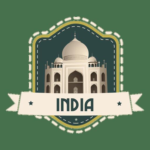 India landmark emblem Transparent PNG