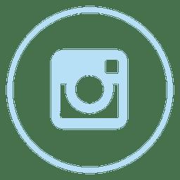 Icono de anillo de Instagram
