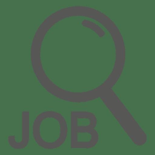 Job magnifier icon