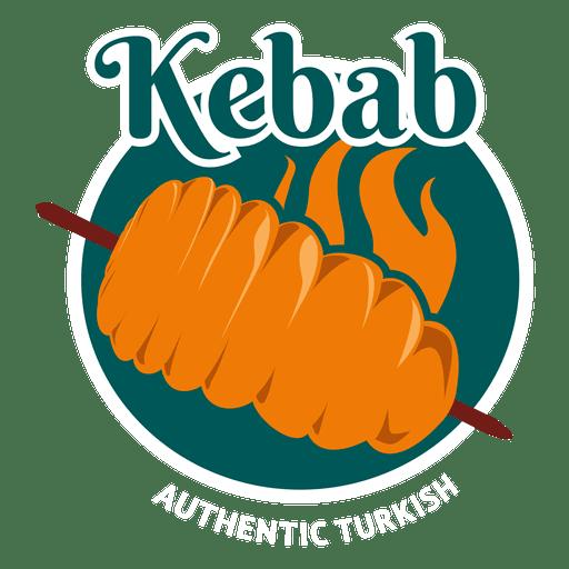 Kebab logo 1 Transparent PNG