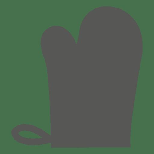 Kitchen gloves icon Transparent PNG