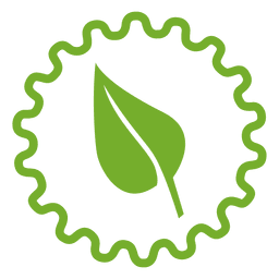 Icono de la rueda de la hoja