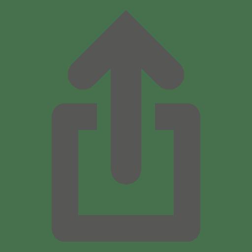 Levante o ícone do elevador