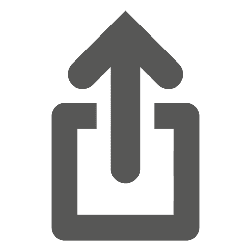 Lift up elevator icon