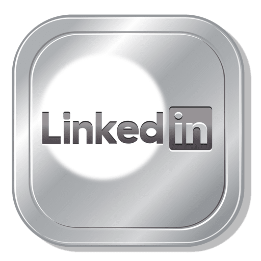Linkedin Square Icon Transparent Png Svg Vector