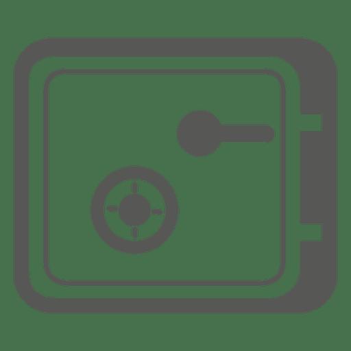 Locker vault icon Transparent PNG